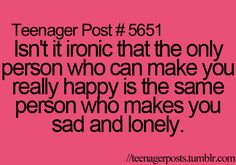 """Although it does bother me that this says """"Teenager Post""""...I'd say it applies to all ages."""