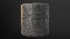 ArtStation - Stylized Metal Panels, Andrew Dixon