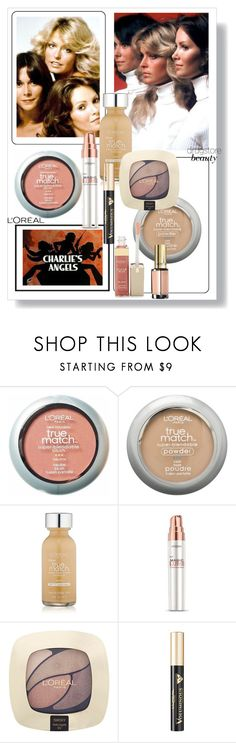 """""""Beauty on a Budget: Drugstore Beauty"""" by dezaval ❤ liked on Polyvore featuring beauty and L'Oréal Paris"""
