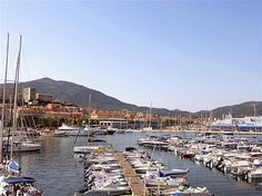 Stage 3: Ajaccio to Calvi. After leaving the port town of Ajaccio (pictured), cyclists will move 145.5km north towards the tourist town of Calvi, the tour's final stop in Corsica. Though relatively short, don't be fooled into thinking this one's an easy stage for the riders; there's barely a single metre of flat along the west coast route, making stage three one heck of a challenge.