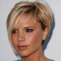 Awesome Short Bob Hairstyles Victoria Beckham And Bobs On Pinterest Hairstyle Inspiration Daily Dogsangcom