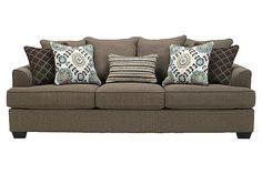 The Corley Sofa