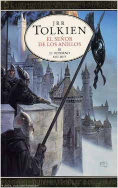 El Señor de los Anillos III - El Retorno del Rey, J.R.R. Tolkien