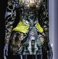 Inside the Alexander McQueen Savage Beauty V&A exhibition