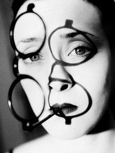 Eye Glasses by Todd Burris