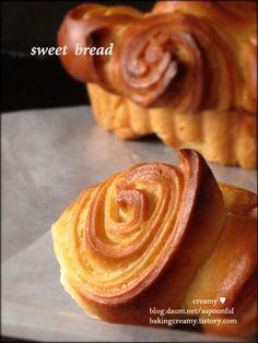 http://blog.daum.net/aspoonful   바닐라빈 빵,  vanilla bean bread