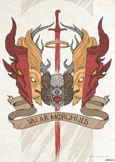 GoT Valar Morghulis