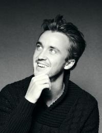 Tom Felton...That smile <3