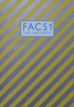 Hacienda Membership Form 1982