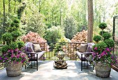 Randy Korando and Dan Belman, Boxwoods Gardens & Gifts - Atlanta Symphony Associates Decorators' Show House & Gardens 2010