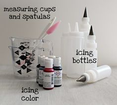 """Amazing Site to bookmark ... """"Sweet Sugar Belle"""" ... this is a basics of decorating supplies to start ..."""