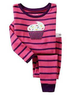 Cupcake sleep set / GAP