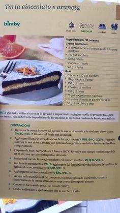 TORTA CIOCCO ARANCIA