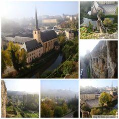 Luxemburgo é um passeio legal a partir de Frankfurt (mas não bate-volta)