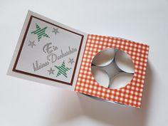 Kleines Dankeschön - Teelicht - DIY