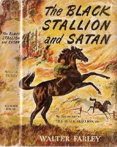 The Black Stallion made some weird alliances...