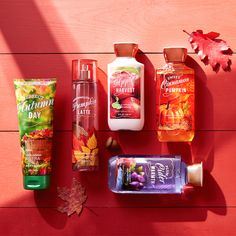 Complete your #fall look with a layer of fragrance! | #JumpIntoFall