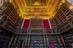 The University of Coimbra General Library (Biblioteca Geral da Universidade de Coimbra) is the central library of the University of Coimbra, in Coimbra, Portugal.