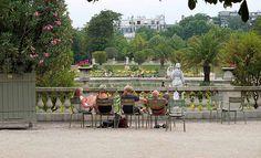 Jardin du Luxembourg #Paris