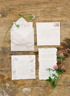 Delicate Wildflower Wedding Ideas