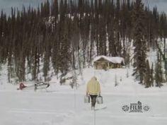 Our Alaskan Winter, 1949 - YouTube