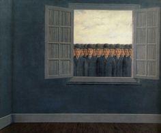 René Magritte - Le Mois des vendanges, 1959