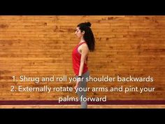 The Best Posture Correction Exercises Proven Methods] - The White Coat Trainer Stretches To Improve Flexibility, Better Posture Exercises, Posture Correction Exercises, Posture Stretches, Improve Posture, Work Exercises, Fix Your Posture, Bad Posture, Muscle Knots