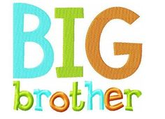 Big Brother Onesie/shirt on Etsy, $18.00
