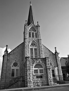 St. John Lutheran Church -     		Alma, Kansas