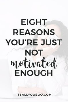 Struggling to get out of bed every morning? Can't get things done? Click here for 8 motivation killers you need to know about + exactly how to fix them and get motivated. #Motivation #Inspiration #Motivated #GetMotivated #MotivationTips #DailyMotivation #Motivate #GetMoving #ItsAllYouBoo Good Motivation, Motivation Inspiration, Getting Out Of Bed, Getting Things Done, Bed Quotes, How To Get Motivated, Brain Dump, Work From Home Tips, Do Homework