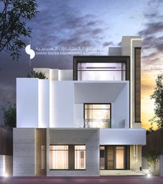 400 m private villa Kuwait sarah sadeq architects