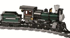 Adding power to the LEGO Constitution Train Chase 79111