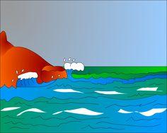 Choque de olas