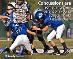FamilyShare.com l It's just a concussion: When can my #child go back in the #game? concussions in kids, concussion care