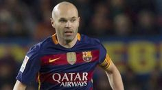 Barca sắp ký hợp đồng trọn đời với Iniesta - Bóng Đá