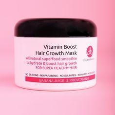 Vitamin Boost Hair Growth Mask