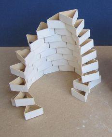 Тема VІІІ. Ілюстрації виконаних робіт до Завдання 8 - О. Б. Білінська об'ємно-просторова композиція в архітектурі...