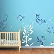 Under The Sea Nursery Theme Google Search