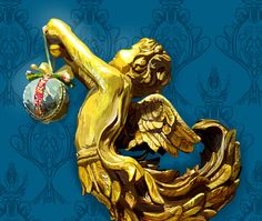 Cherub puzzle in Christmas & New Year jigsaw puzzles on TheJigsawPuzzles.com. Play full screen, enjoy Puzzle of the Day and thousands more.