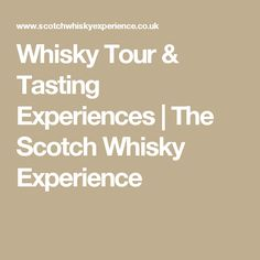 Browse the Whisky Tour Experiences on offer at The Scotch Whisky Experience, Edinburgh's best whisky tour for groups, individuals and families. Edinburgh Uk, Scotch Whisky, Oh The Places You'll Go, Scotland, Tours, Jet, Travel, Trips, Traveling