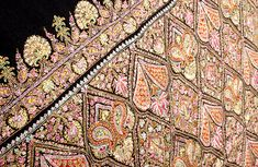 Sozni Hand Embroidery - Pashmina and Cashmere Shawls, Hand Embroidery Shawls, Cashmere Shawls, Shawls, Stoles, Pashmina Shawls