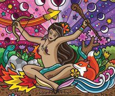 Resultado de imagem para el cometa ludo Goddess Art, Inspiration, Image, Coloring, Family Loyalty, Ancestry, Break Free, Hush Hush, Deities