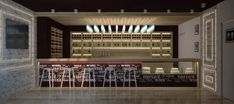Дизайн ресторана в современном стиле