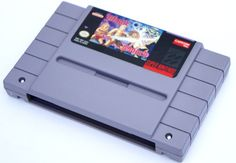 Magic Sword  (Super NES, 1992) TESTED