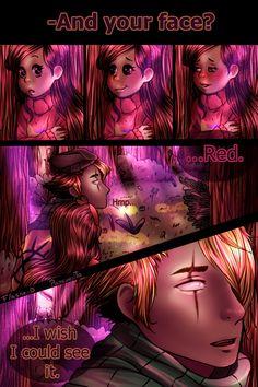 by Flasho-D on DeviantArt Reverse Pines, Reverse Falls, Gravity Falls Anime, Gravity Falls Bill, Dipper And Mabel, Mabel Pines, Dreamworks Studios, Tad Strange, Mabill