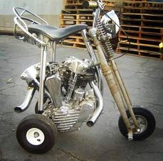 Bar stool racer?