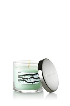 Mint Chocolate candle, got this after Christmas for a steal, its one of the best scents from BBW!!! Its not a strong scent but smells YUMMY!!