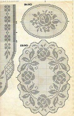 Watch The Video Splendid Crochet a Puff Flower Ideas. Phenomenal Crochet a Puff Flower Ideas. Filet Crochet Charts, Crochet Doily Patterns, Crochet Motif, Crochet Designs, Crochet Doilies, Crochet Stitches, Embroidery Patterns, Hand Embroidery, Crochet Puff Flower