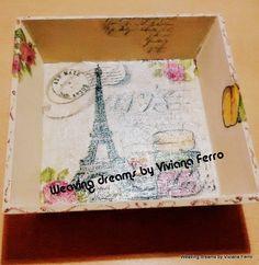 Bonjour Paris Weaving dreams by Viviana Ferro