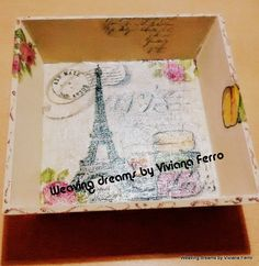 Bonjour Paris Weaving dreams by Viviana Ferro